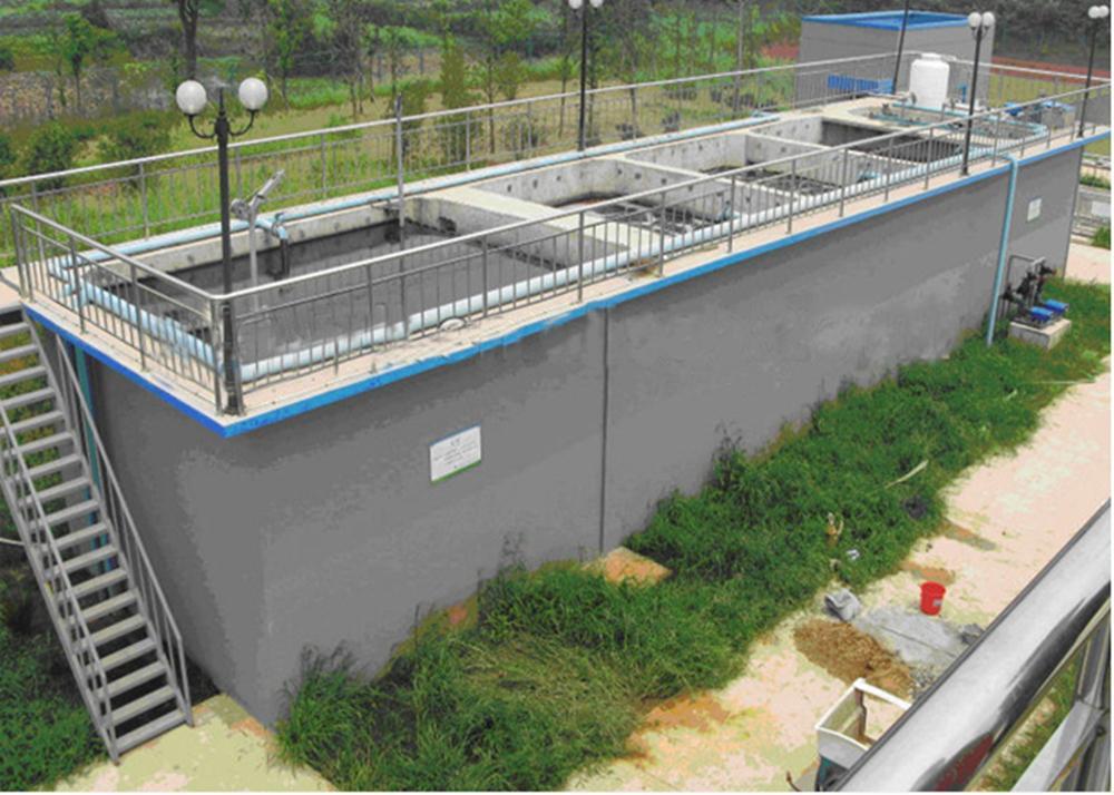 Dịch vụ vận hành hệ thống xử lý nước thải