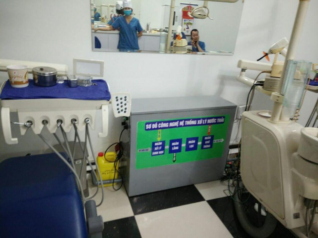 Thi công lắp đặt hệ thống xử lý nước thải sinh hoạt