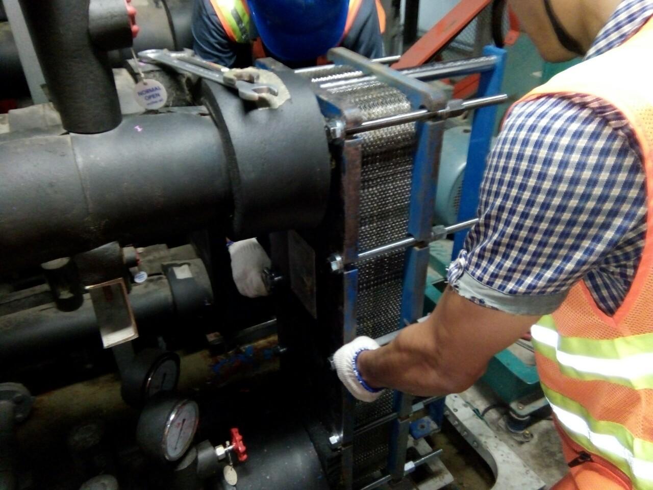 Bảo trì máy công nghiệp