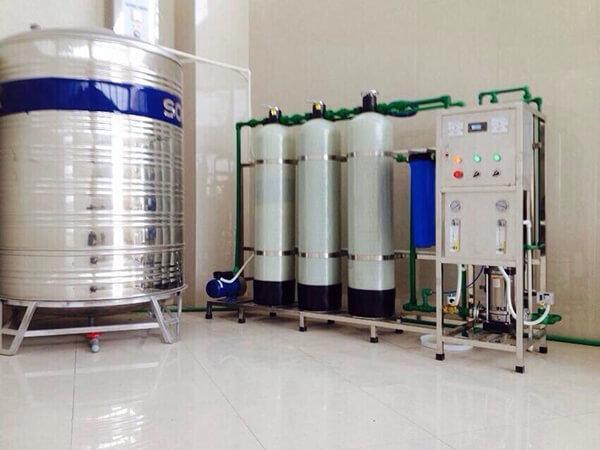Dịch vụ xử lý nước cấp